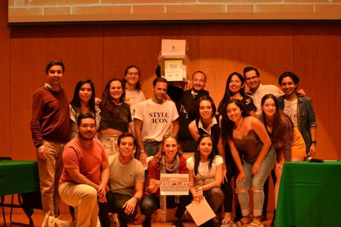 Participantes del evento 100 itamitas dijeron