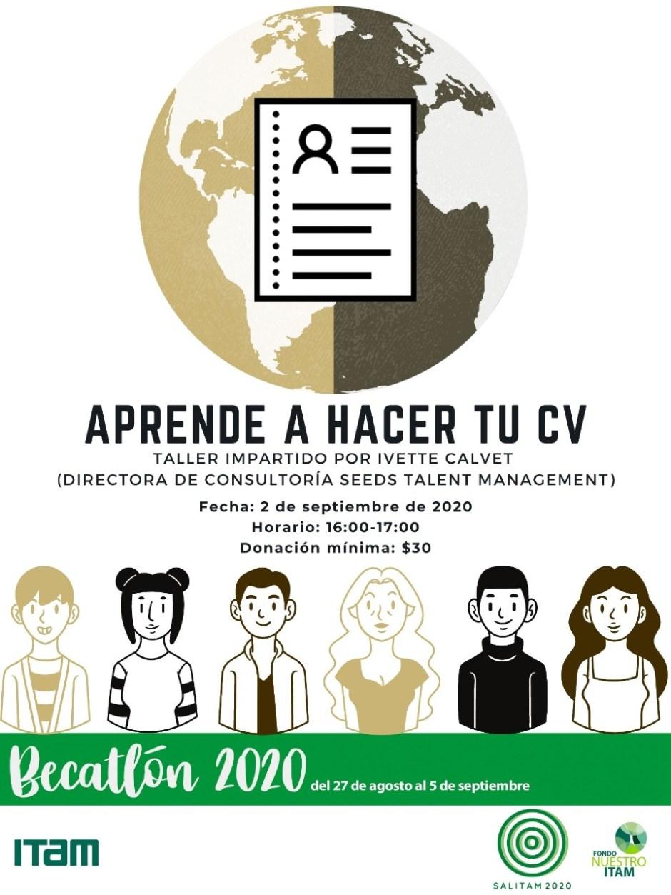 Sesión para aprender a hacer tu CV