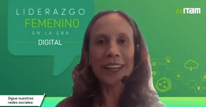 Fernanda Romo, exalumna de la Licenciatura en Derecho y Directora Legal de Amazon México. FOTO ITAM.
