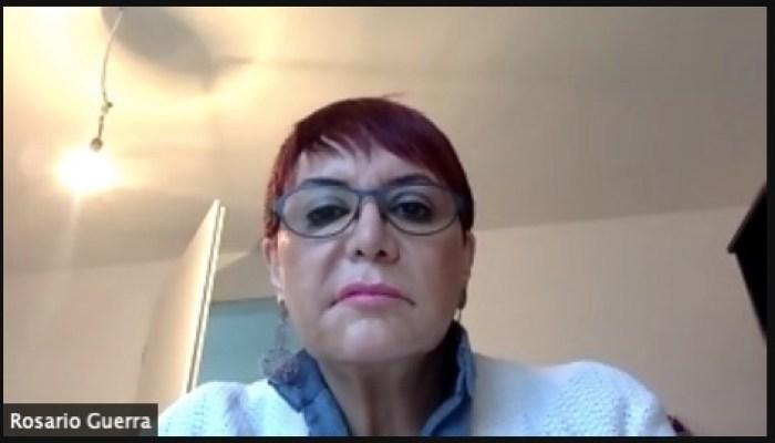 Para Rosario Guerra, analista, el resultado de si son más hombres o mujeres lo debe decidir el voto popular y no las autoridades electorales. Foto ITAM.