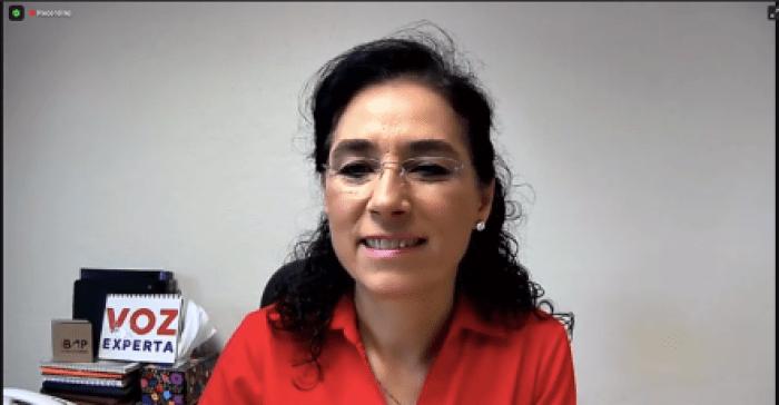 Ana Margarita Pérez, experta en el sector energético, espera que idealmente el control de precios sea regulado y no sea únicamente la aplicación de precios máximos. Foto ITAM.