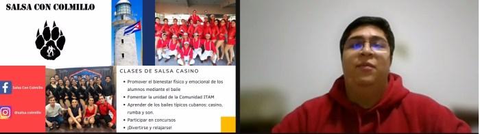 La Organización Estudiantil Salsa con Colmillo busca que los alumnos se diviertan y se relajen. Foto ITAM