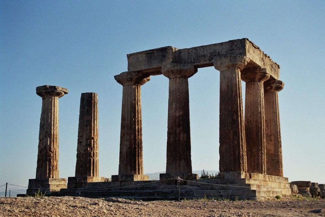 Columnas - Canon EOS500N