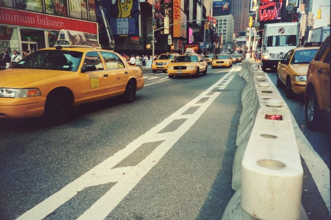 NY Taxis - LCA