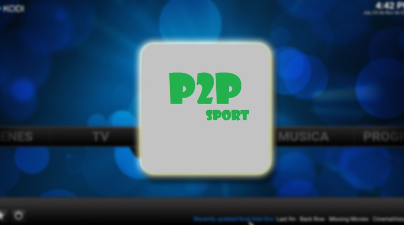 how to avoid p2p on kodi