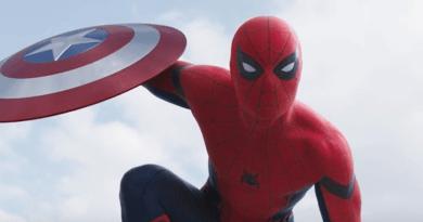 trailer de Civil War con Spiderman