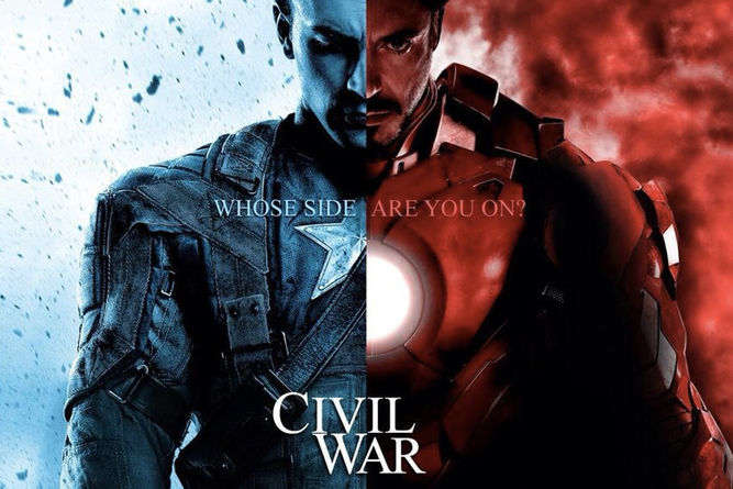 review capitan america civil war