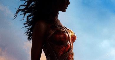 Nuevo poster y trailer de Wonder Woman