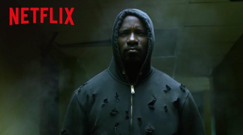 Luke cage en un nuevo trailer de la serie para Netflix