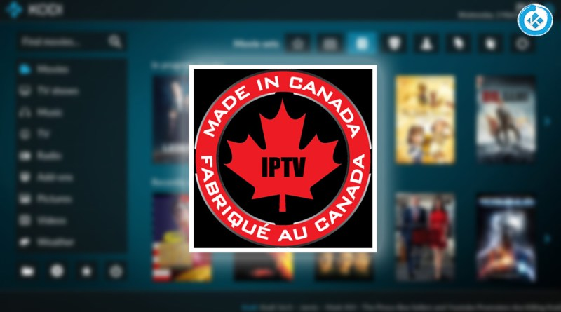 addon made in canada iptv en kodi