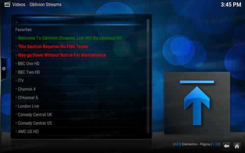 addon oblivion streams en kodi 6-lista