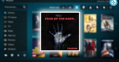addon fear of the dark en kodi