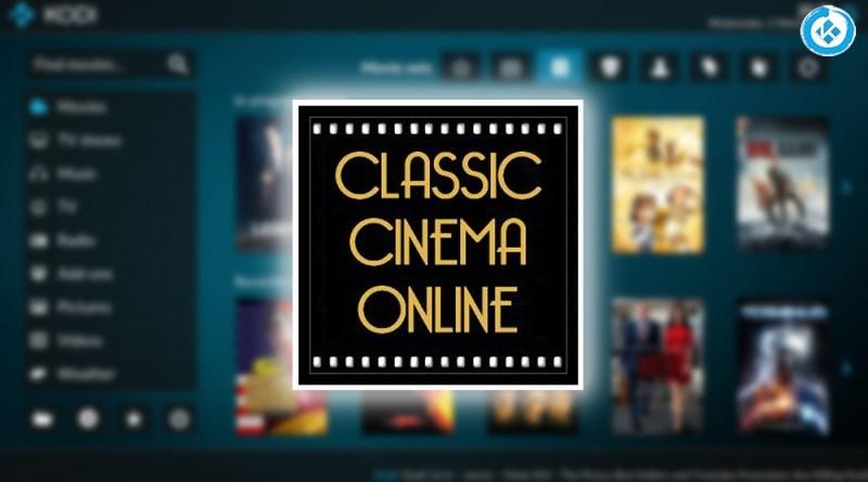 addon classic cinema en kodi
