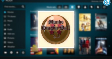 addon mundo dragon ball en kodi