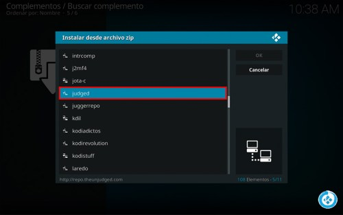 addon mp3 streams en kodi