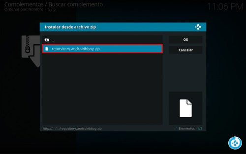 addon power en kodi