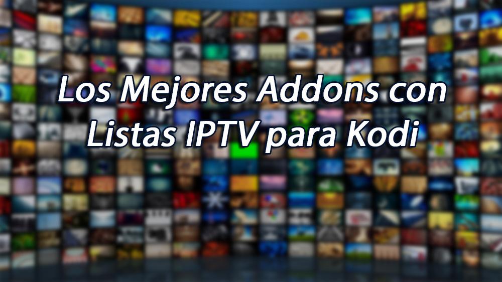 Addon Tv Mexico 2018