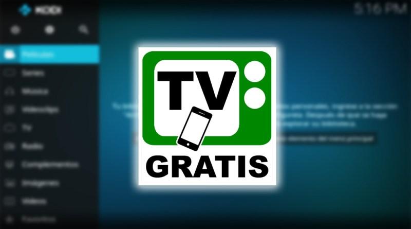 addon tv gratis en kodi