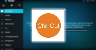 addon chill out en kodi