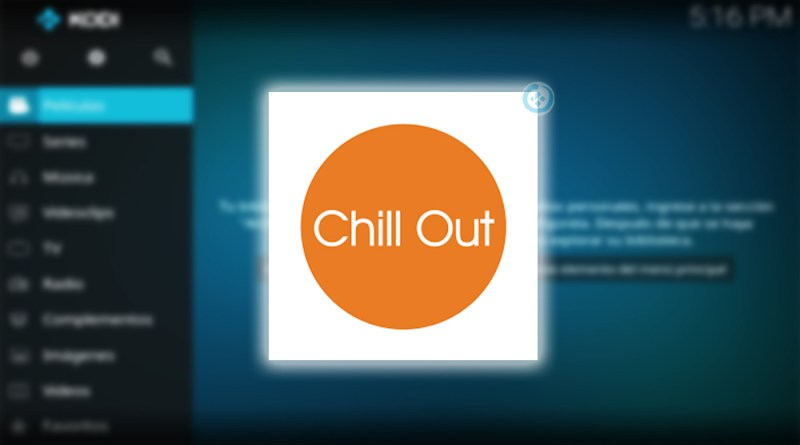 addon chill out en kodi