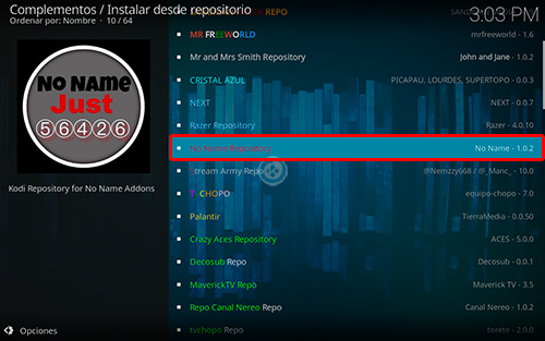 addon flixsports replays en kodi