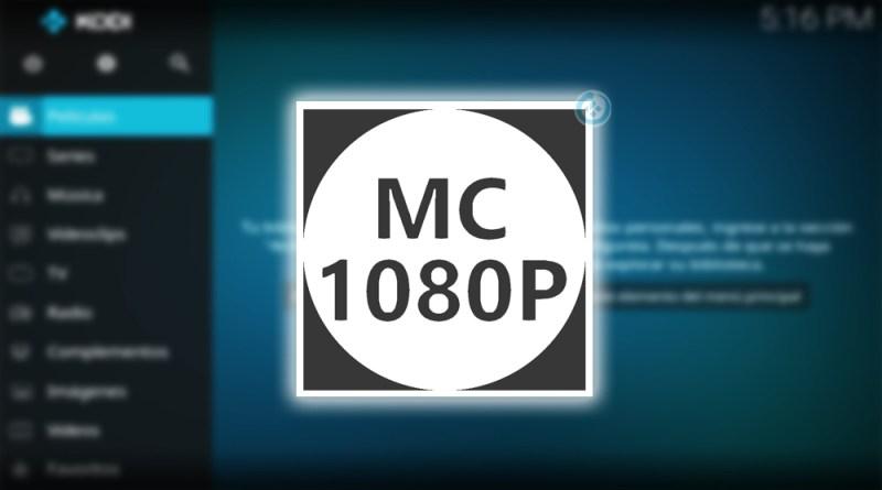addon mc 1080p en kodi