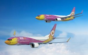 Flying with Nok Air – Low cost in Asia