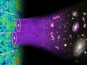 Un grupo de astrónomos crea el mayor mapa en 3D del universo