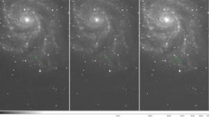 Una potente supernova explota relativamente cerca de la Tierra, 26 agosto 2001