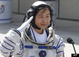 Zhu Jin niega el golpeo de OVNI a Shenzhou-9 durante su lanzamiento el 16 de junio 2012