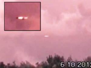 Avistamiento OVNI sobre Stirling City, Kingspark, Reino Unido – 07 de octubre 2012