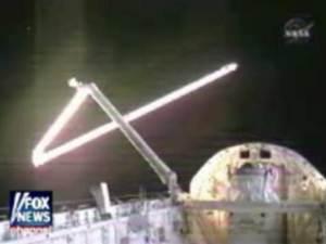 La NASA admitiendo la existencia de Orbes y extraños objetos en movimiento, 2013