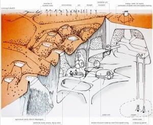 Ciudad subterránea en Marte: los seres humanos vivirán en Marte dentro de una década