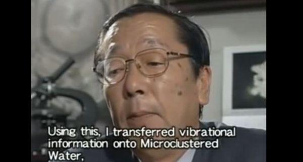 Mensajes del Agua – Documental del Dr.Masaru Emoto
