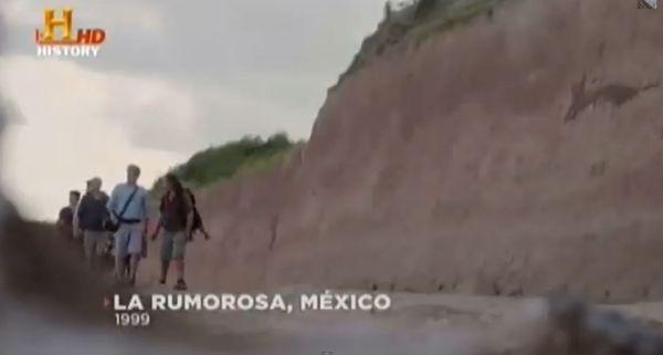 Jaime Maussan en La Rumorosa: su experiencia extraterrestre
