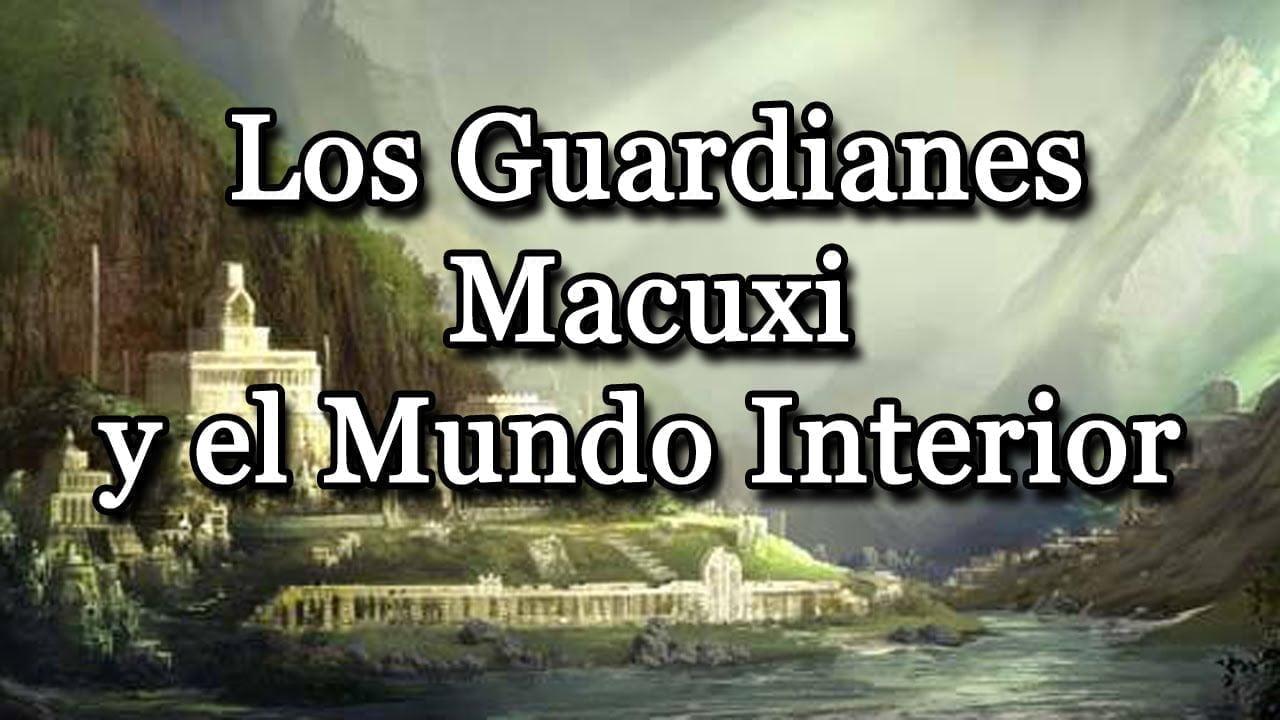 Macuxi: los guardianes de la puerta de la Tierra