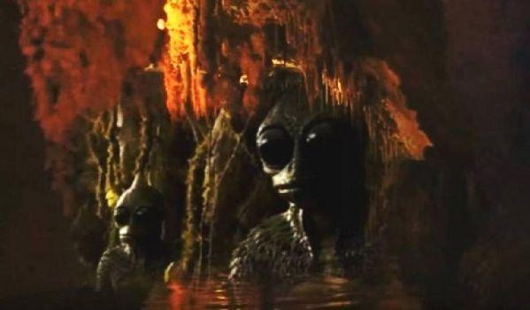 Antiguas leyendas de los dioses extraterrestres reptiles