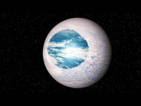 Descubren un increíble planeta habitable con forma de ojo