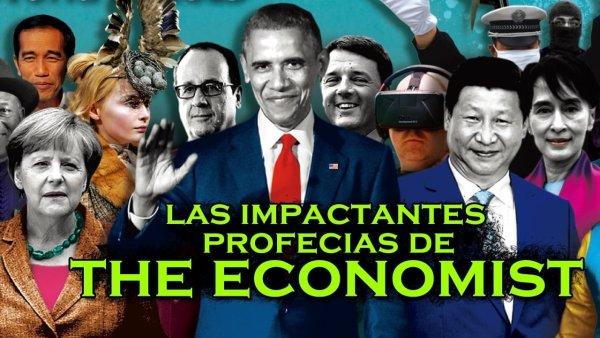 Las IMPACTANTES profecías de The Economist