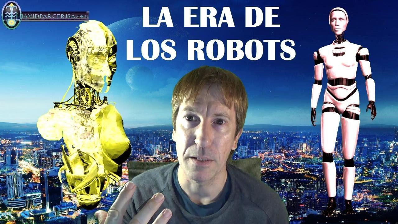 Ya Llegan Los Robots Que Nos Van A Suplantar: Pronto No Vamos A Distinguir Un Robot De Un Humano