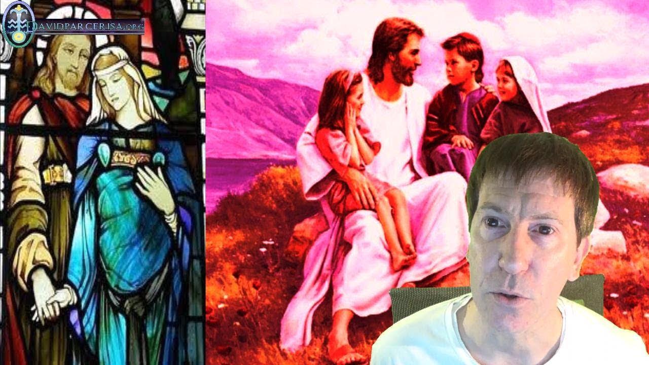 ¿JESÚS TUVO HIJOS?  EL LINAJE SECRETO DEL SANTO GRIAL