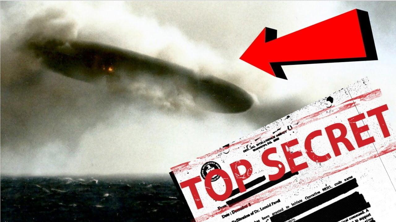 El documento desclasificado de la CIA que confirma que mintió sobre los ovnis