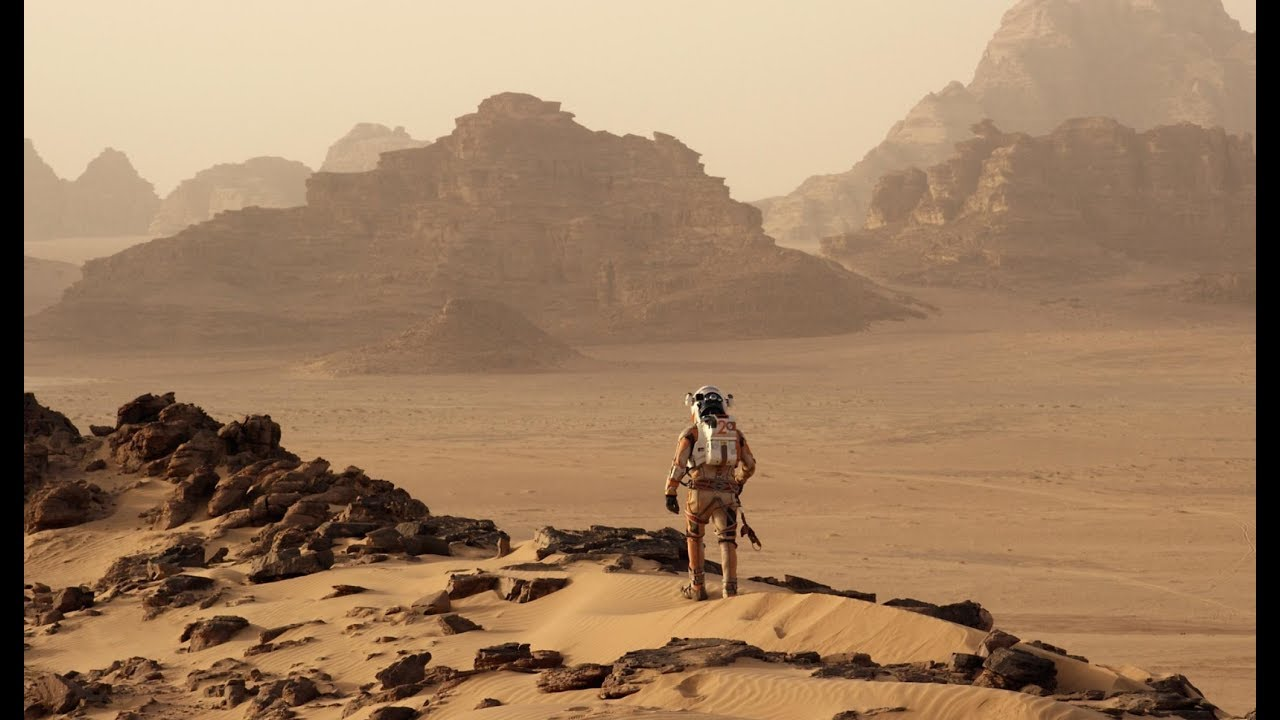 El Hombre que Aseguró Vivir 17 Años en Marte