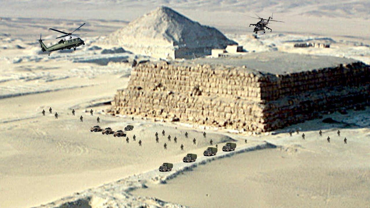 SILENCIADO! un Descubrimiento NUNCA Antes Visto en Egipto