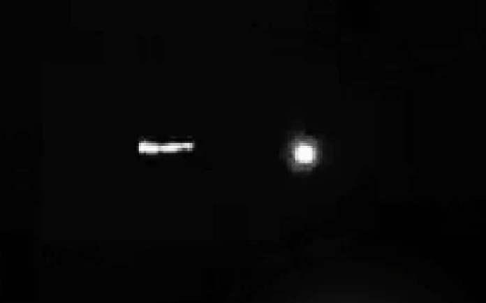 Geólogo local graba avistamiento OVNI sobre Cairns