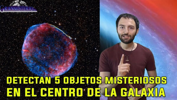 Detectan 5 OBJETOS MISTERIOSOS en el CENTRO DE LA GALAXIA
