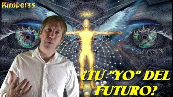 """¿SOMOS NOSOTROS LOS ALIENIGENAS DEL FUTURO VIAJANDO AL PASADO? La teoria del """"YO"""" FUTURO"""