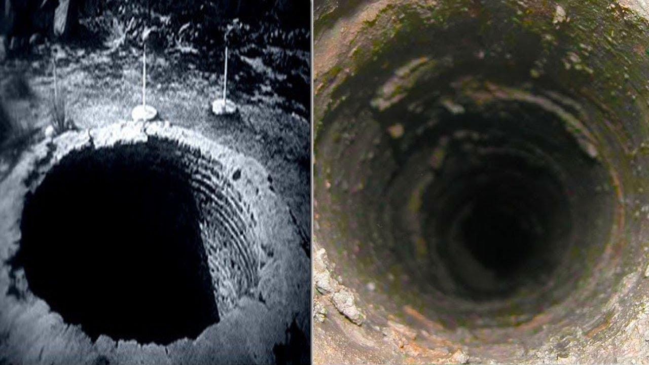 El Misterio del hoyo de Mel, el agujero más profundo del planeta