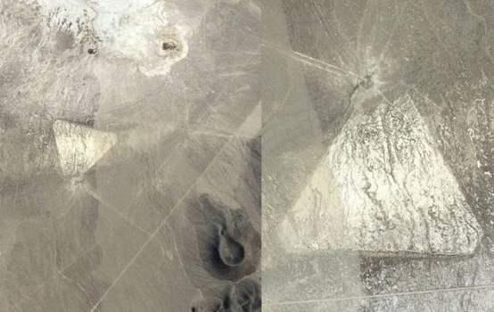 Algo se mantiene oculto en el desierto de Nevada