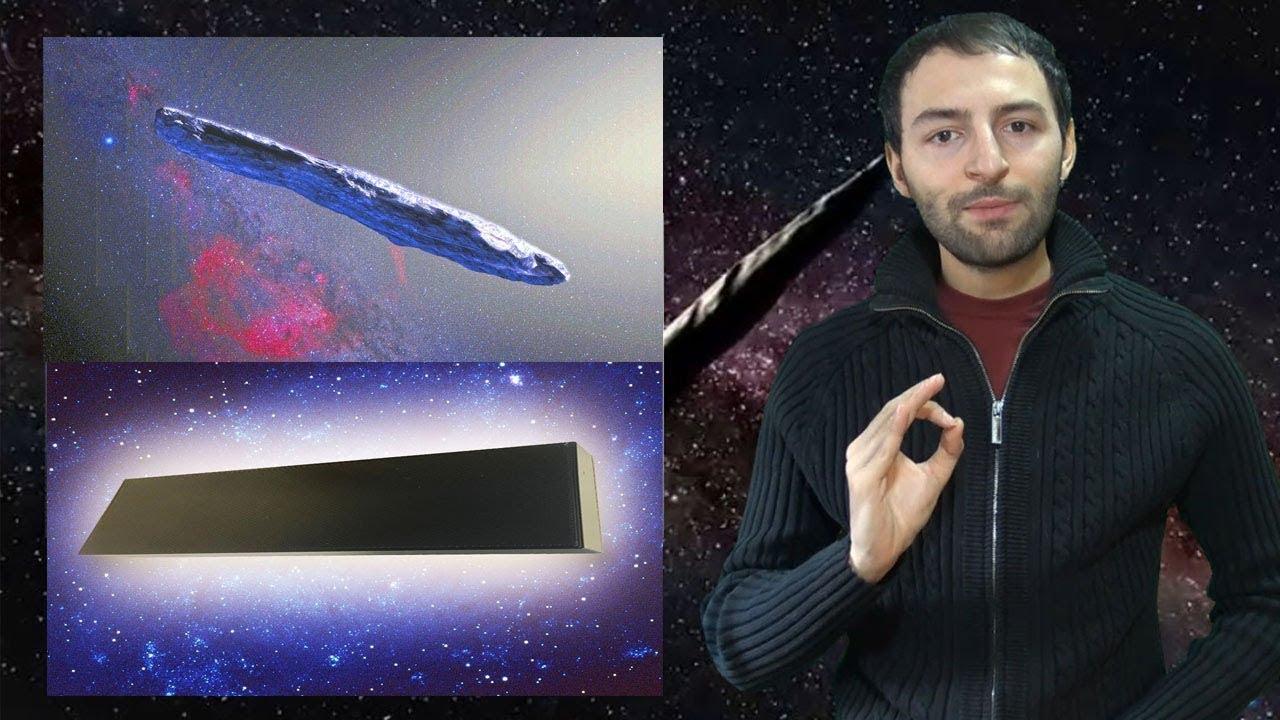 Omuamua es una vela solar Extraterrestre NUEVOS DATOS